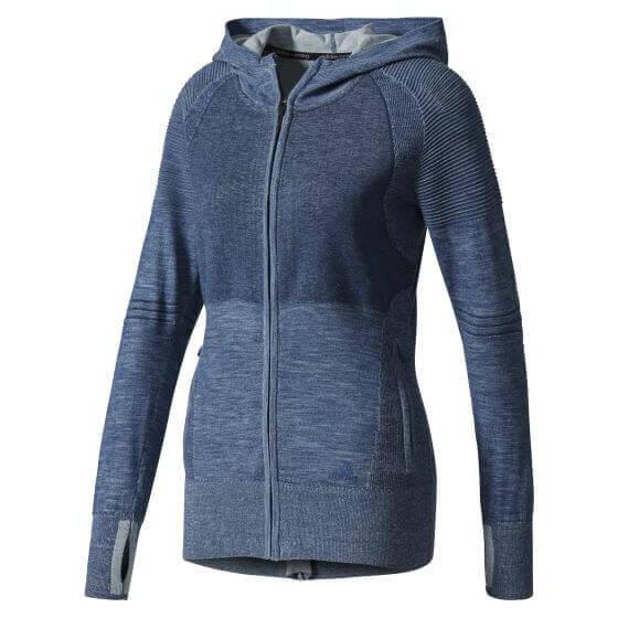 adidas - Women's City Run Primeknit Jacket - Running jacket