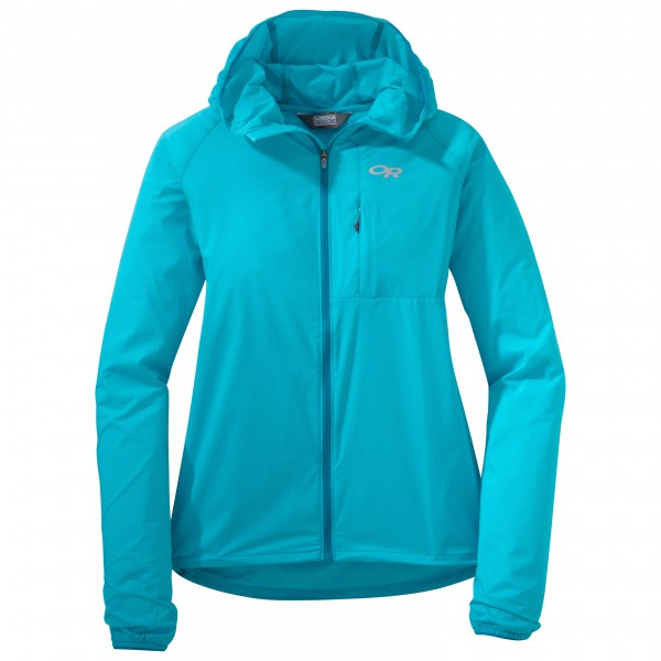 Outdoor Research - Women's Tantrum II Hooded Jacket - Laufjacke