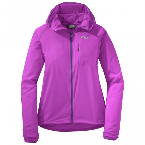 Outdoor Research - Women's Tantrum II Hooded Jacket - Løbejakke