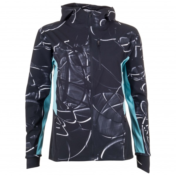 Under Armour - Women's Outrun The Storm Printed Jacket - Running jacket