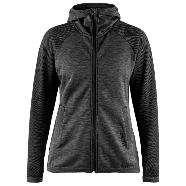 Craft - Women's Breakaway Fuseknit Hood Jacket - Laufjacke