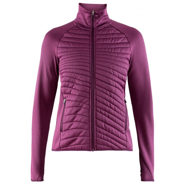 Craft - Women's Breakaway Jersey Quilt Jacket - Löparjacka