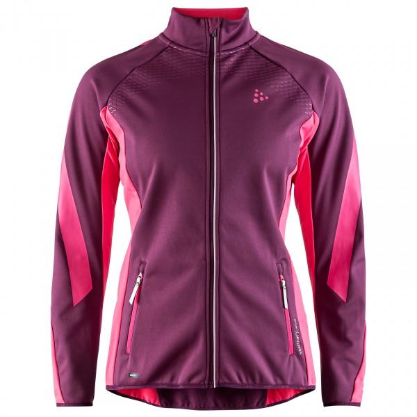 Craft - Women's Sharp Softshell Jacket - Chaqueta de running