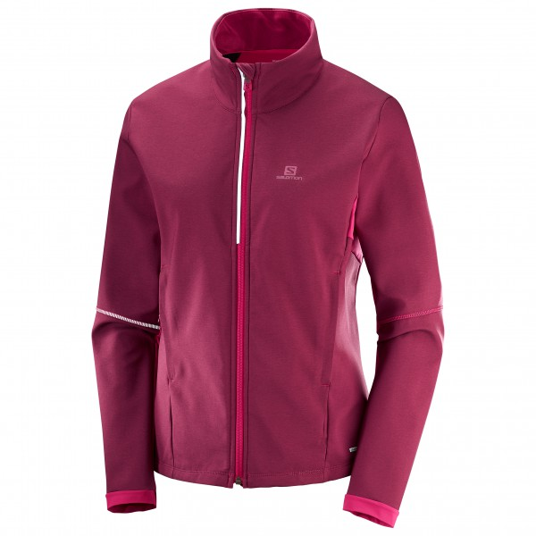 Salomon - Women's Agile Softshell Jacket - Hardloopjack