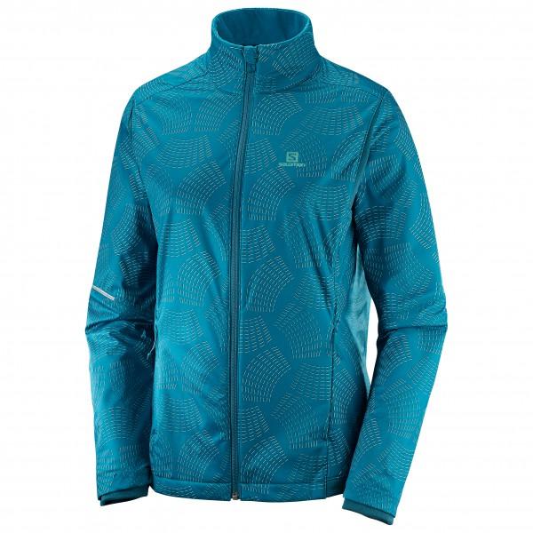Salomon - Women's Agile Warm Jacket - Laufjacke