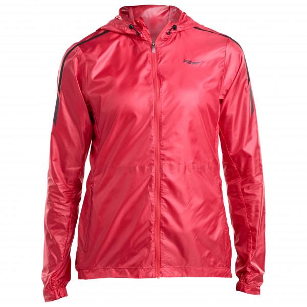 Saucony - Women's Pack It Run Jacket - Løpejakke
