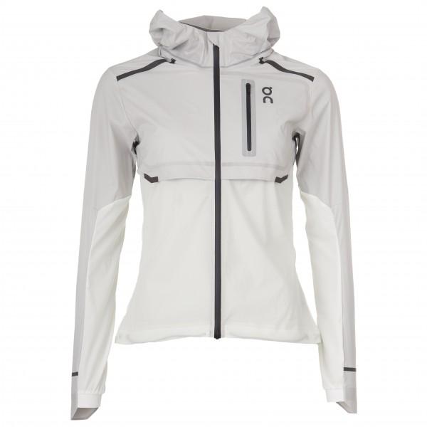 On - Women's Weather Jacket - Juoksutakki