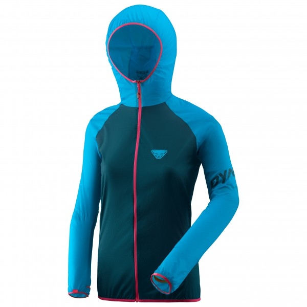 Dynafit - Women's Alpine Wind 2 Jacket - Joggingjack