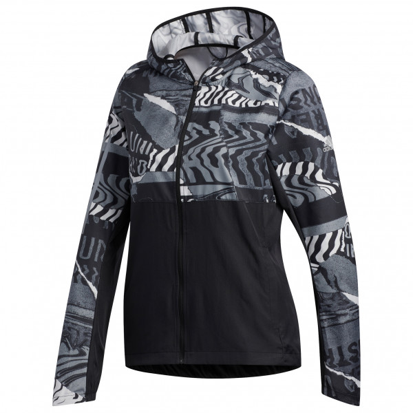 adidas Men's Own the Run Water Repellent Jacket