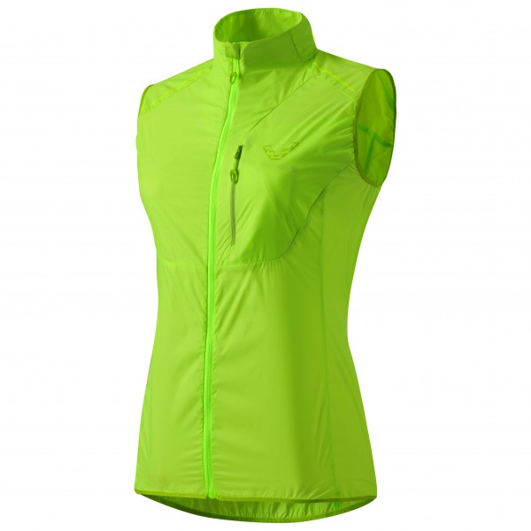 Dynafit - Women's Vertical Wind Vest - Running vest