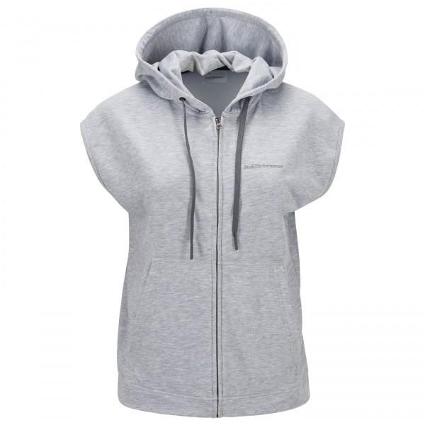 Peak Performance - Women's Structure Hooded Vest - Jogging-b