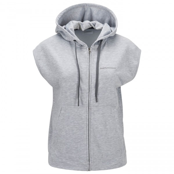 Peak Performance - Women's Structure Hooded Vest - Veste san