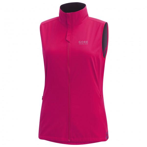 GORE Running Wear - Essential Lady Gore Windstopper Vest - Juoksuliivi