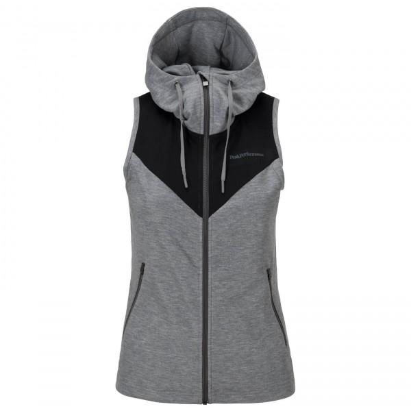 Peak Performance - Women's Structure Hooded Vest - Running v
