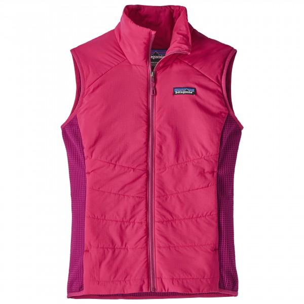 Patagonia - Women's Nano-Air Light Hybrid Vest - Syntetväst