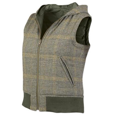 Prana - Reversible Quilted Vest