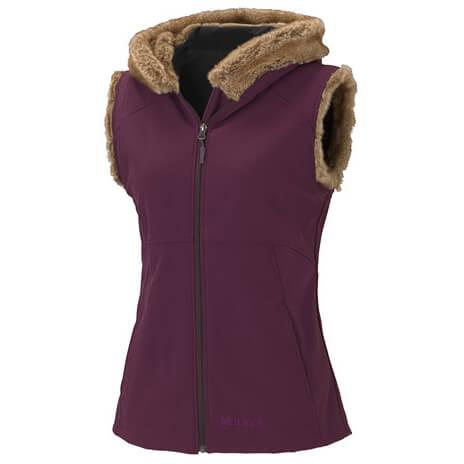 Marmot - Women's Furlong Vest - Softshellweste