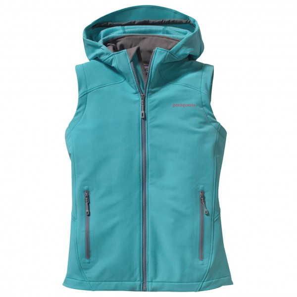 Patagonia - Hooded Guide Vest - Softshell-bodywarmer