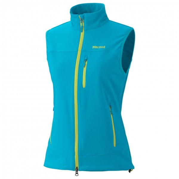 Marmot - Women's Tempo Vest - Softshell-liivi