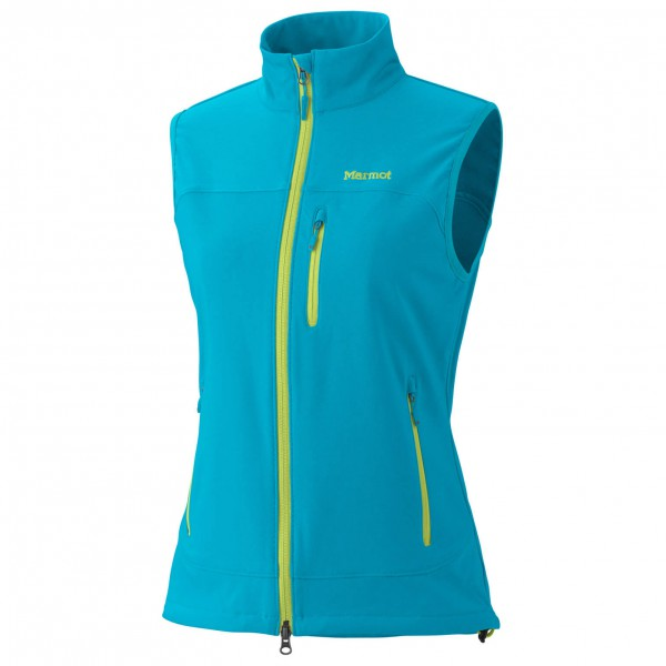 Marmot - Women's Tempo Vest - Veste softshell sans manches