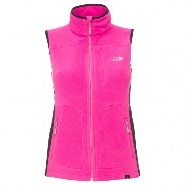 The North Face - Women's 100 Aurora Vest - Fleeceweste