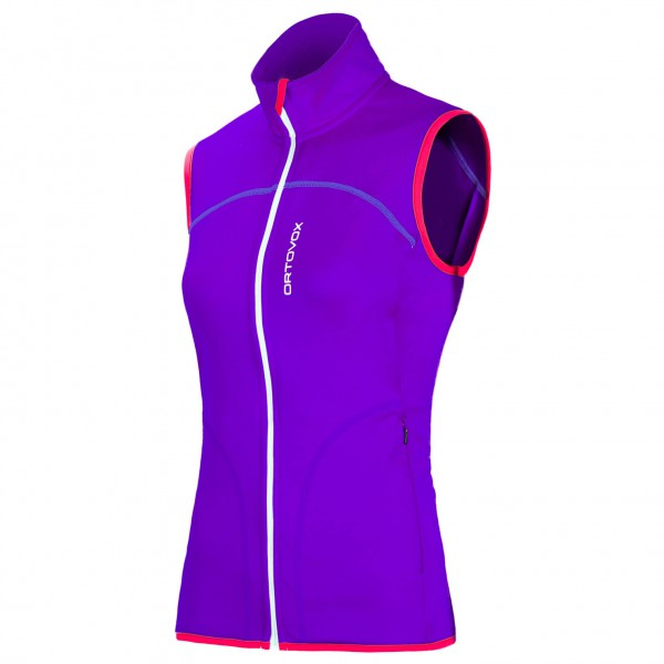 Ortovox - Women's Fleece (MI) Vest - Merinovillaliivi