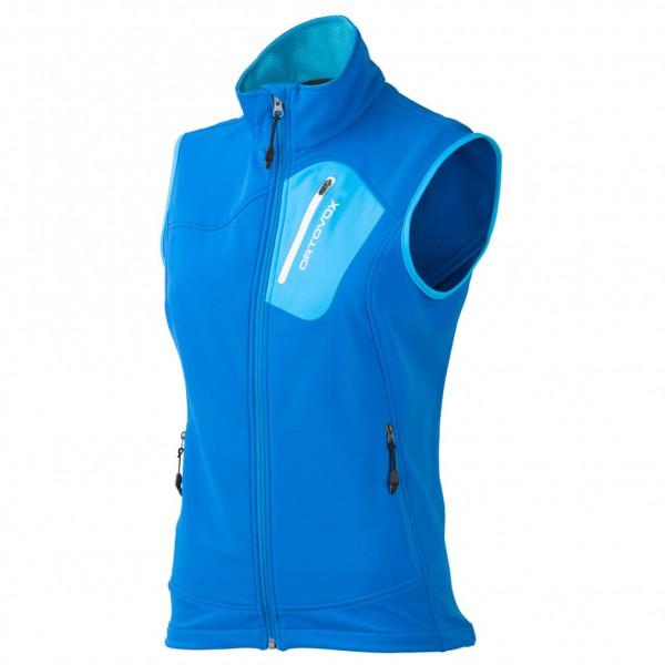 Ortovox - Women's Naturetec (MI) Vest Arosa - Softshellweste
