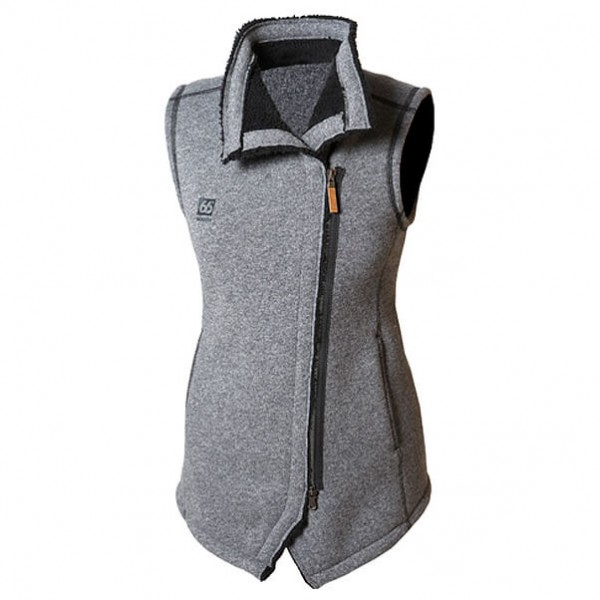 66 North - Women's Frost Knit Vest - Fleeceweste