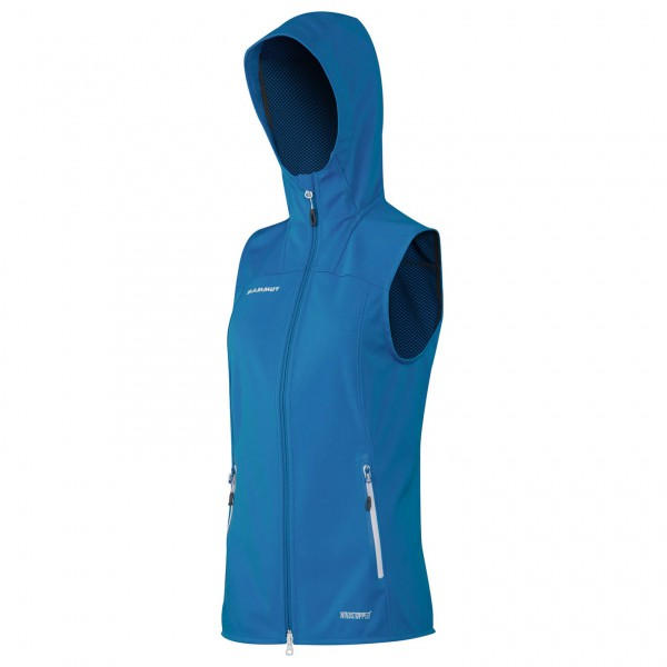 Mammut - Women's Ultimate Hooded Vest - Softshell vest
