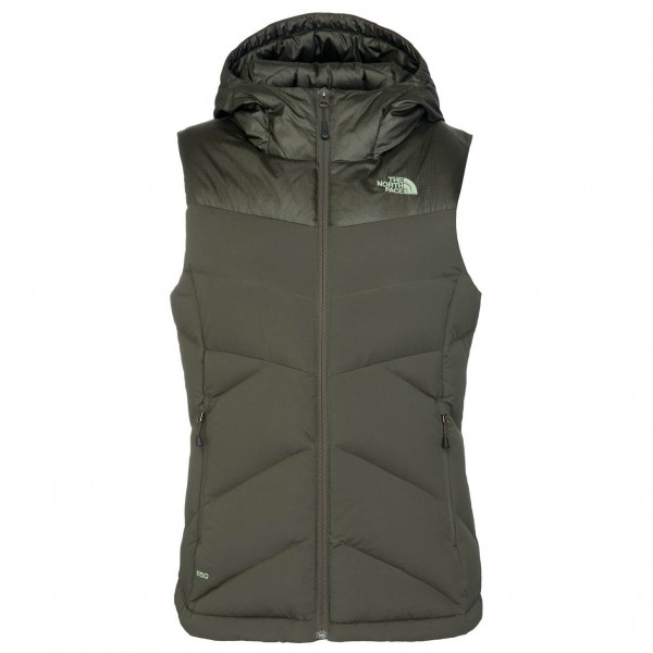 The North Face - Women's Kailash Hooded Vest - Untuvaliivi