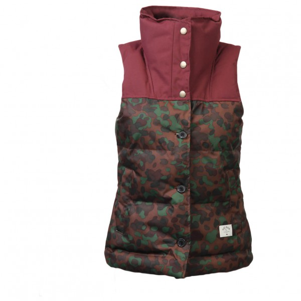 Holden - Women's Love Vest - Winter vest