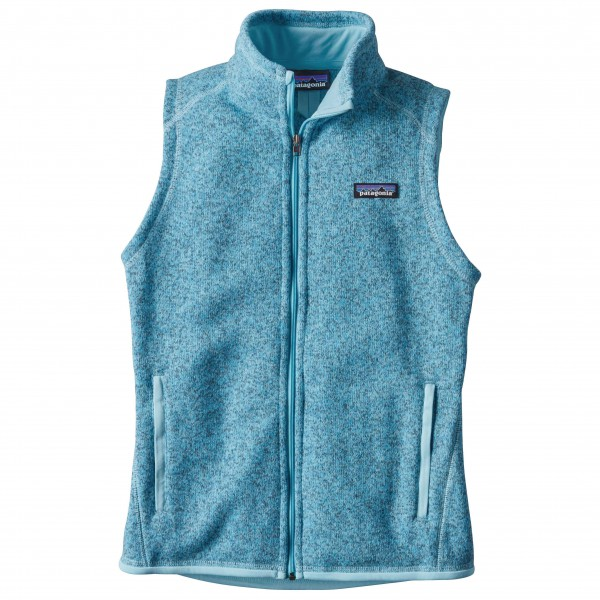 Patagonia - Women's Better Sweater Vest - Fleecebodywarmer