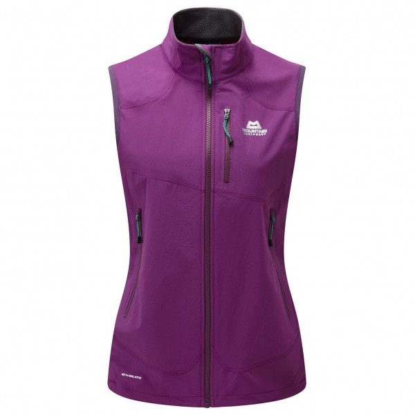 Mountain Equipment - Women's Frontier Vest - Softshell vest