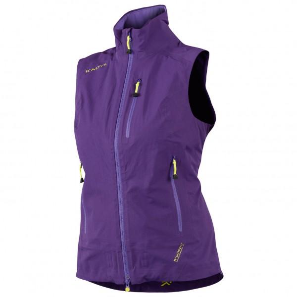 R'adys - Women's R3W Light Softshell Vest - Softshell vest
