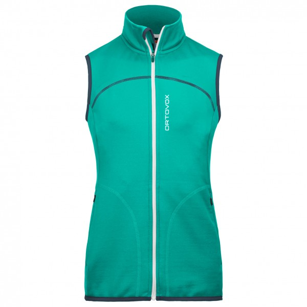 Ortovox - Women's Fleece (Mi) Vest - Polaire sans manches