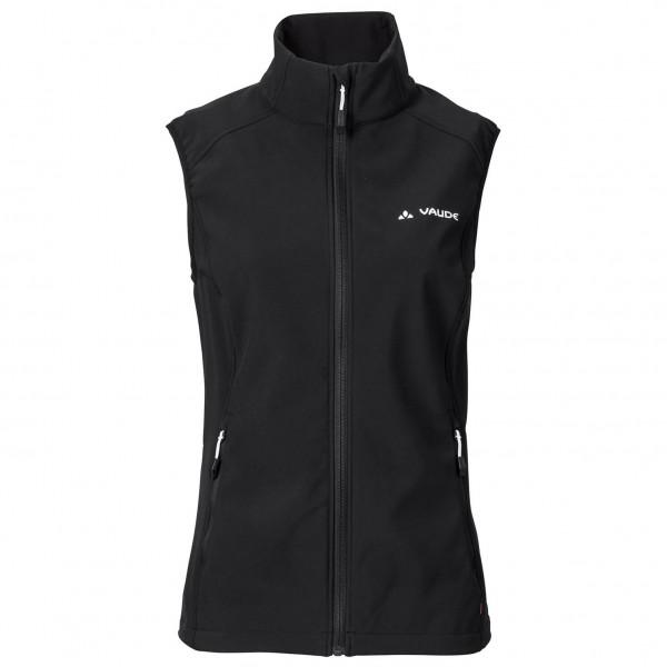 Vaude - Women's Brand Vest - Softshell-liivi