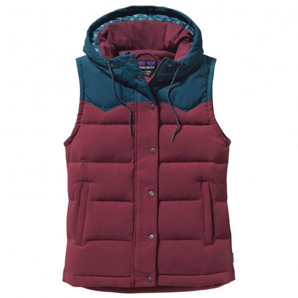 Patagonia - Women's Bivy Hooded Vest - Untuvaliivi