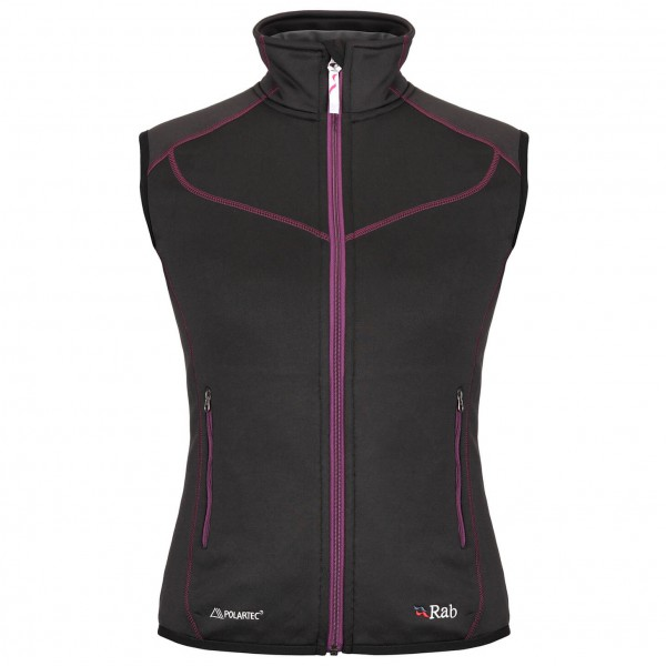Rab - Women's Power Stretch Vest - Fleece vest