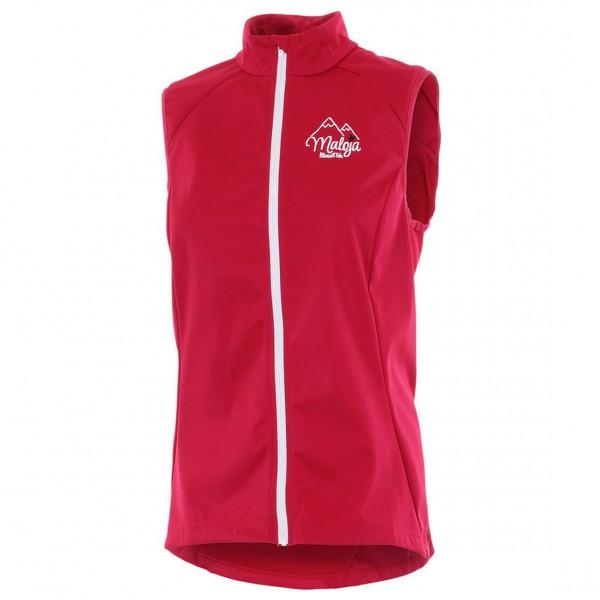 Maloja - Women's RoesaM.Vest - Fleecebodywarmer