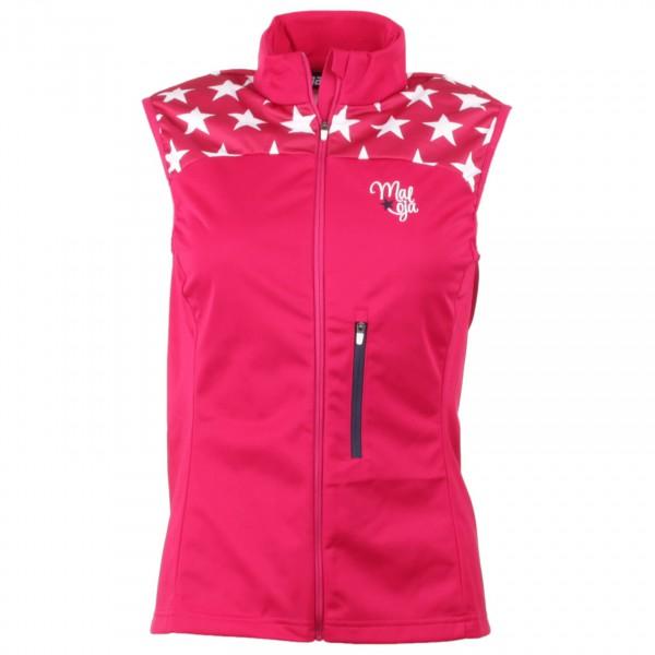 Maloja - Women's SellaM.Vest - Softshell-bodywarmer