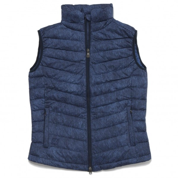 66 North - Women's Vatnajökull 800 Vest Special Edt Denim