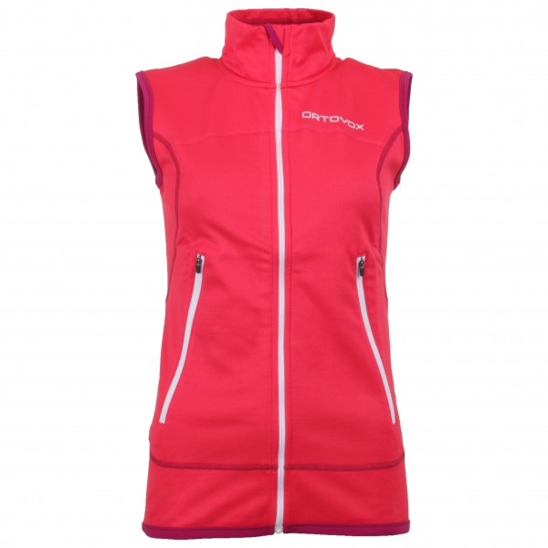 Ortovox - Women's Fleece LT (MI) Vest - Polaire sans manches