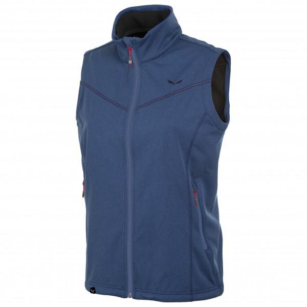 Salewa - Women's Fanes Stormwall Vest - Softshell-bodywarmer