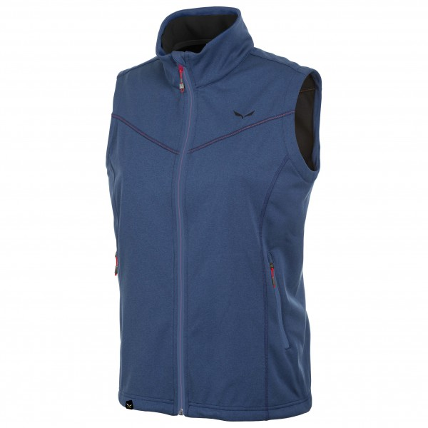 Salewa - Women's Fanes Stormwall Vest - Softshell vest