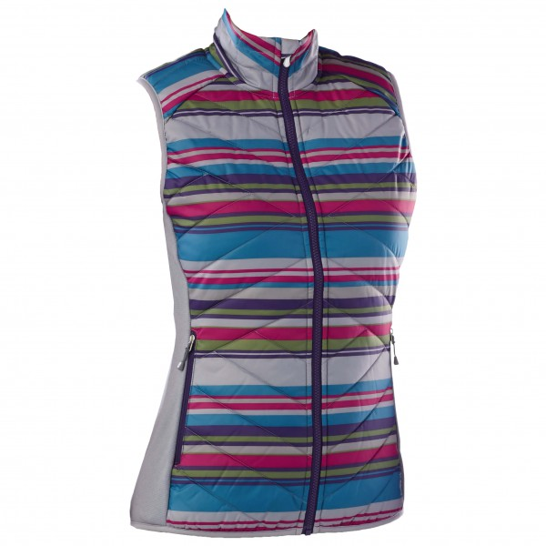 Smartwool - Women's Printed Corbet 120 Vest - Merinoweste