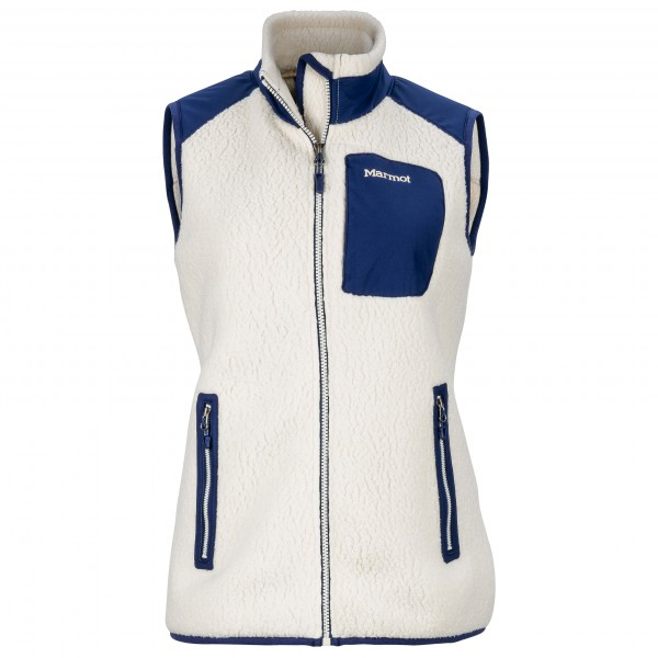 Marmot - Women's Wiley Vest - Fleeceliivi