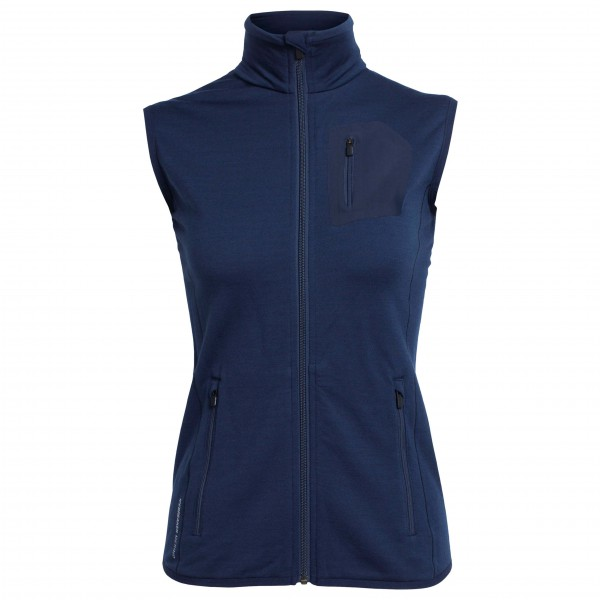 Icebreaker - Women's Atom Vest - Veste sans manches en laine