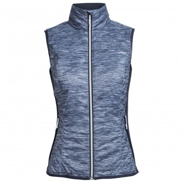 Icebreaker - Women's Helix Vest Fraser Peaks - Merino bodywa