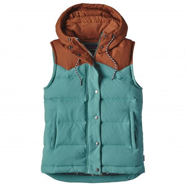 Patagonia - Women's Bivy Hooded Vest - Donzen bodywarmer