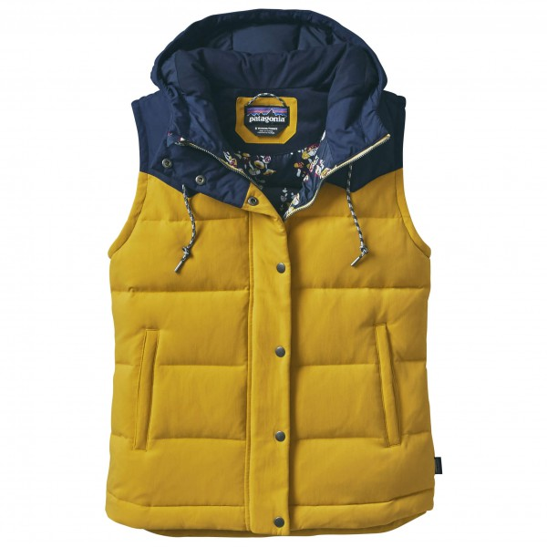 Patagonia - Women's Bivy Hooded Vest - Down vest